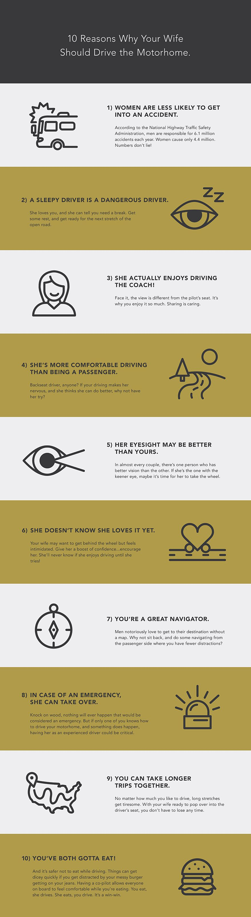 10 Reasons Infographic 1