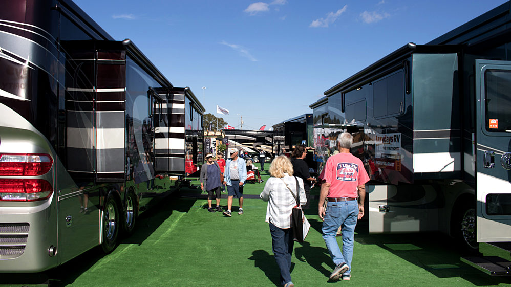 2020 Tampa Rv Show.Gearing Up For The 2019 Florida Rv Supershow Tiffin Motorhomes