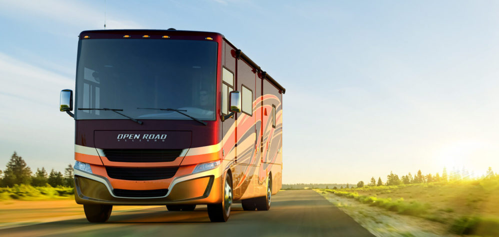 Open Road Allegro | Tiffin Motorhomes