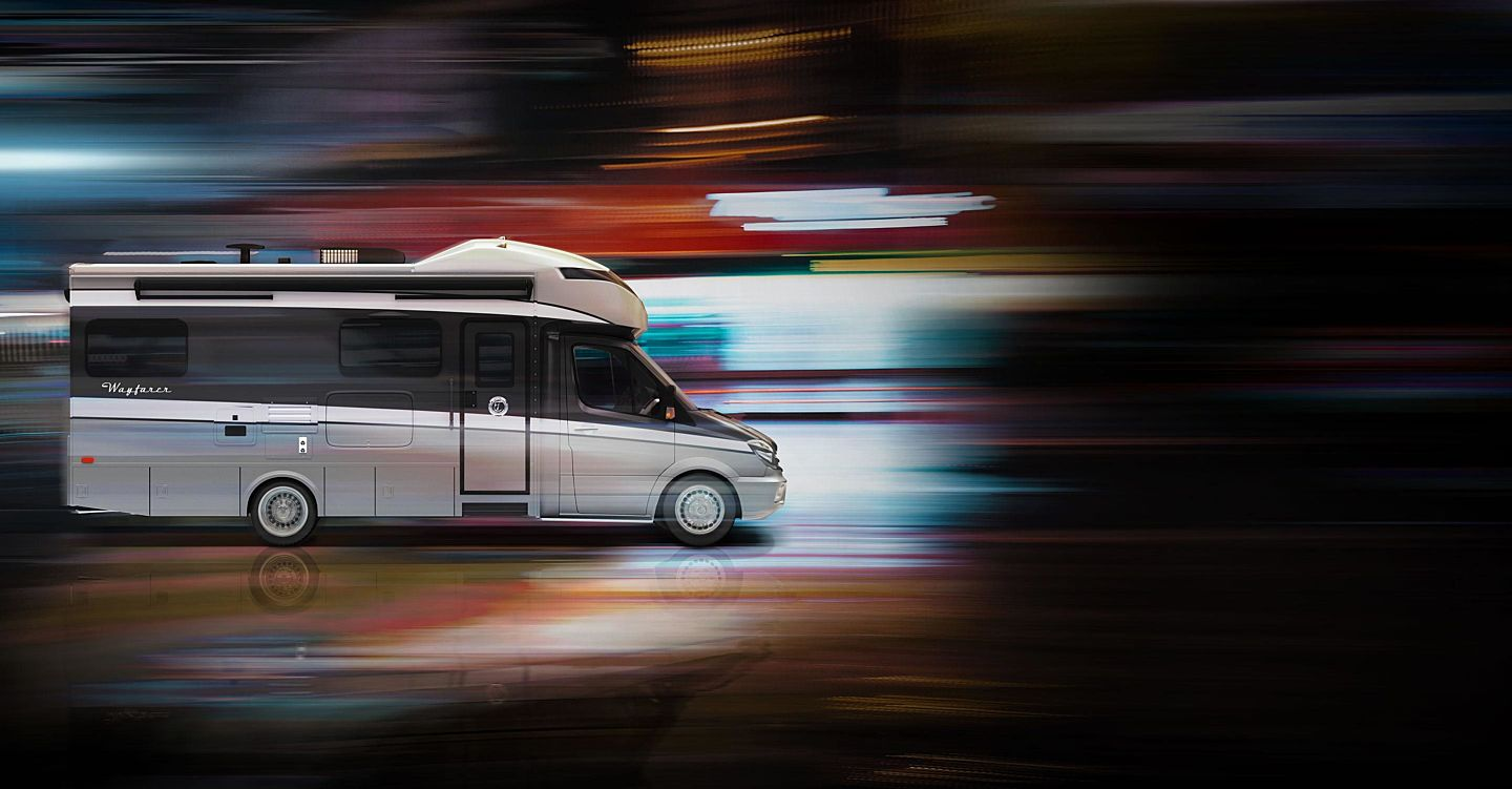 Luxury Motorhomes | Tiffin Motorhomes